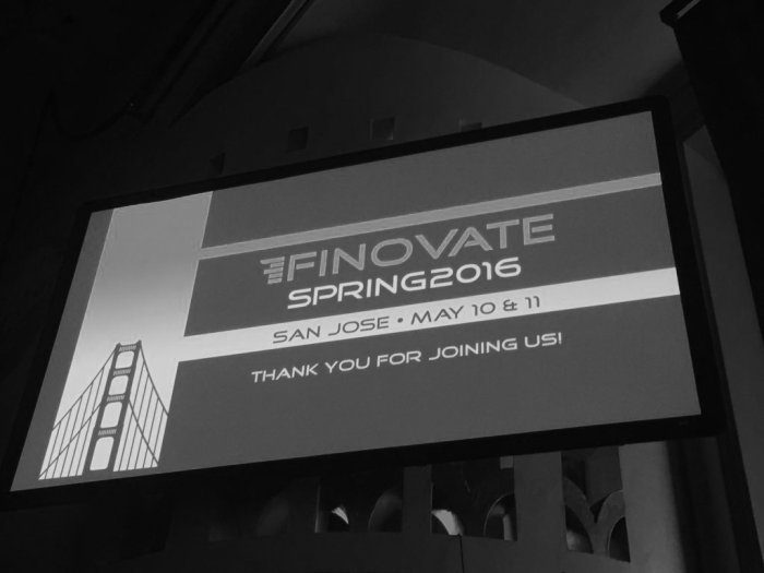 Finovate Spring 2016 – Day 1Highlights